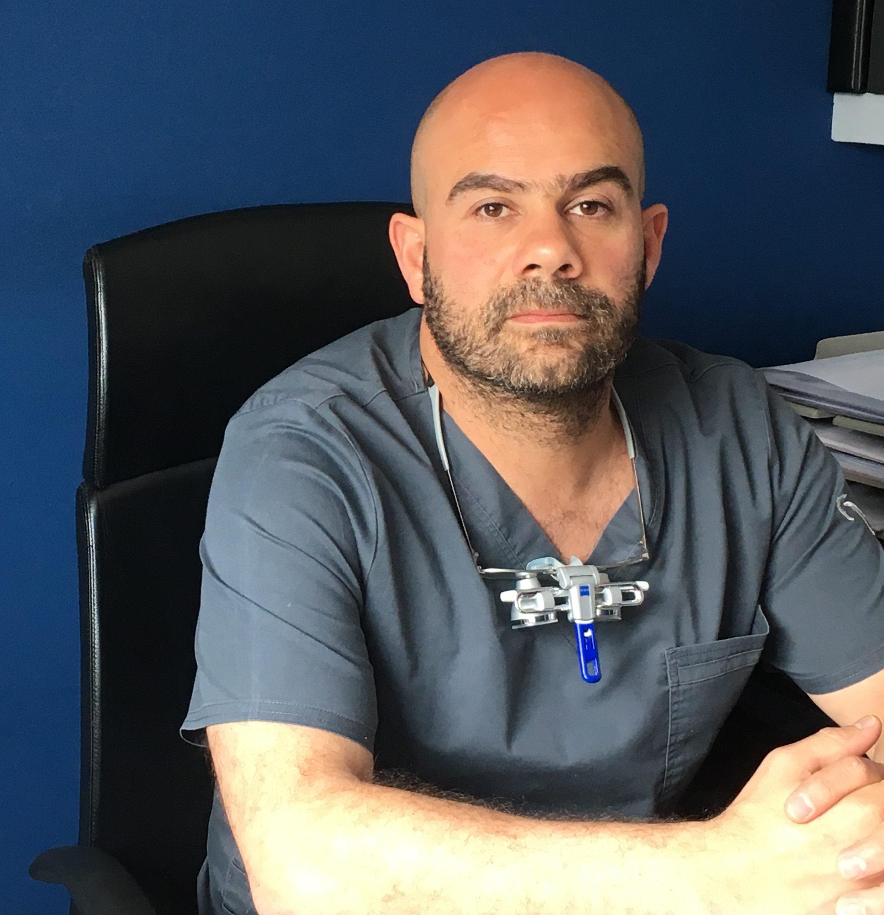 Dr. Manuel San Martín Otero